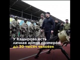Кто такой Рамзан Кадыров?…