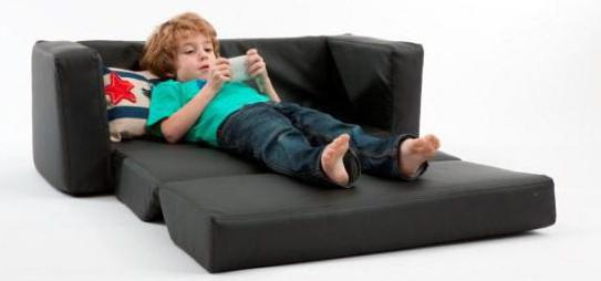 Диваны для детей от 3 лет: обзор, советы по выбору. Диван в детскую