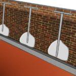 Гидроизоляция кирпичной стены снаружи. Как защитить кирпичную кладку от сырости