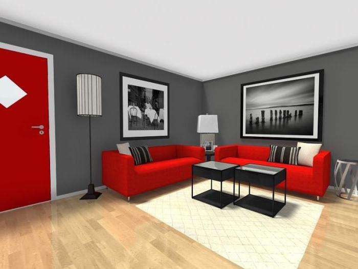 Гостиная в серых тонах: особенности дизайна, интересные идеи и рекомендации