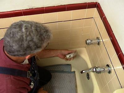 Как покрасить ванну в домашних условиях? Как покрасить ванну эмалью?