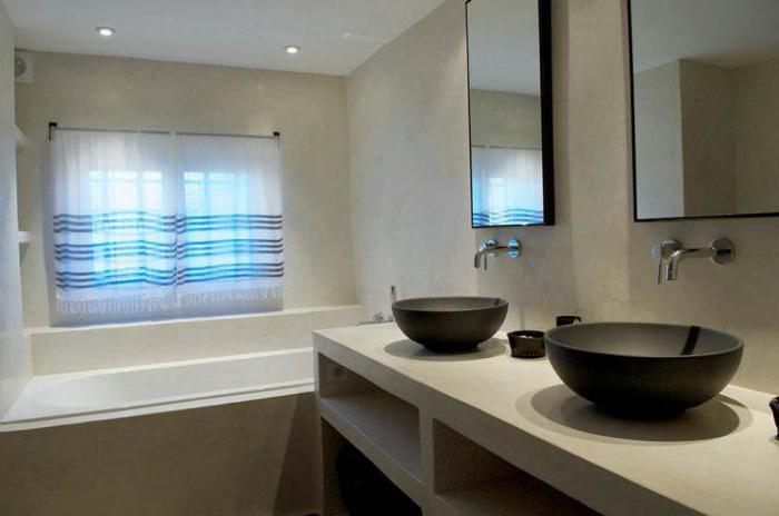 Лучшая влагостойкая штукатурка для ванной: обзор, особенности, производители и отзывы