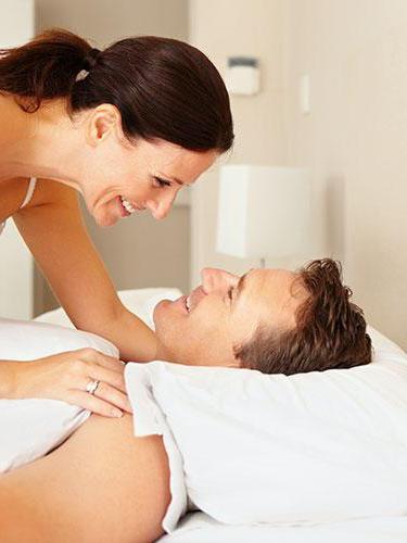 Можно ли заниматься сексом в первом триместре беременности?