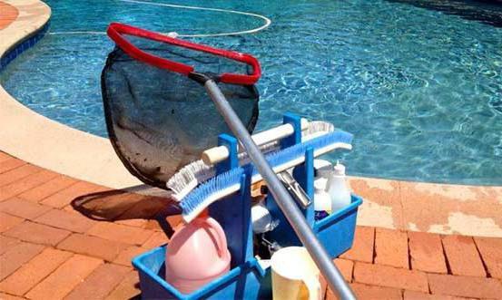 Правильный уход за бассейном на даче. Средства для ухода за бассейном на даче