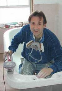 Восстановление ванны жидким акрилом: отзывы и эффективность. Восстановление ванны своими руками