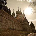 Борисоглебский монастырь, Ярославская область: описание