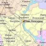Где находится Нижний Новгород – город 12 рек и 33 озер