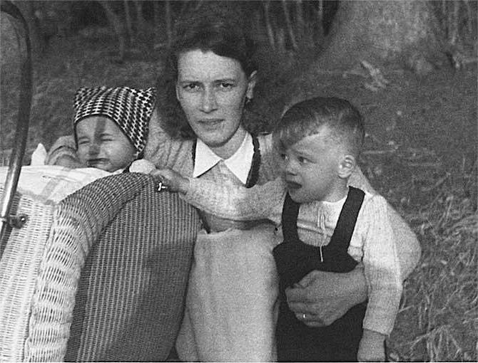 Густав Шварценеггер: биография, семья и интересные факты