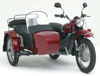 Тюнинг мотоцикла, урал создаем настоящую классику