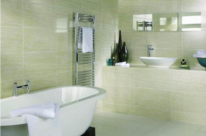 Как выбрать керамическую плитку для ванной?
