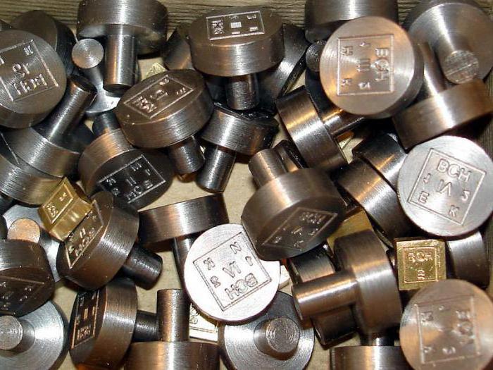 Калибровочное клеймо: ГОСТ, стандартизация, сертификация