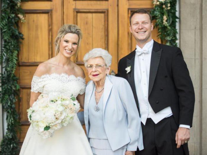 Поздравления молодых на свадьбе от бабушки и дедушки 96