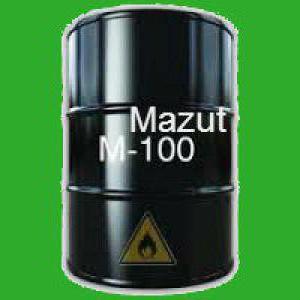 Мазут М-100. Нефтепродукты. Мазут топочный