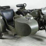 Мотоцикл М-72. Советский мотоцикл. Ретро-мотоциклы М-72