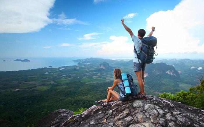 Особенности и виды национального туризма