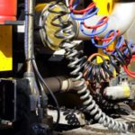 Пневматический привод тормозной системы