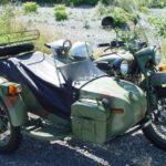 Полноприводные мотоциклы. Мотоцикл Урал полноприводный