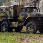 Урал-4320 с двигателем ЯМЗ: ТТХ. Урал-4320 военный