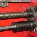 Винт ходовой для токарного станка и тисков