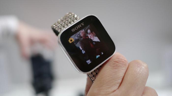 Часы Sony Smartwatch: обзор и отзывы