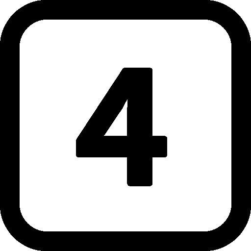 Цифра 4 в нумерологии - загадочная четверка