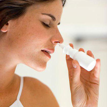Капли при заложенности носа при беременности: выбор препаратов и особенности применения