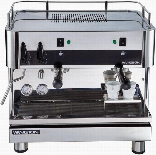 Итальянская профессиональная кофемашина для кофейни (отзывы)