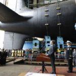 Подводная лодка Северодвинск. Российская многоцелевая атомная подводная лодка