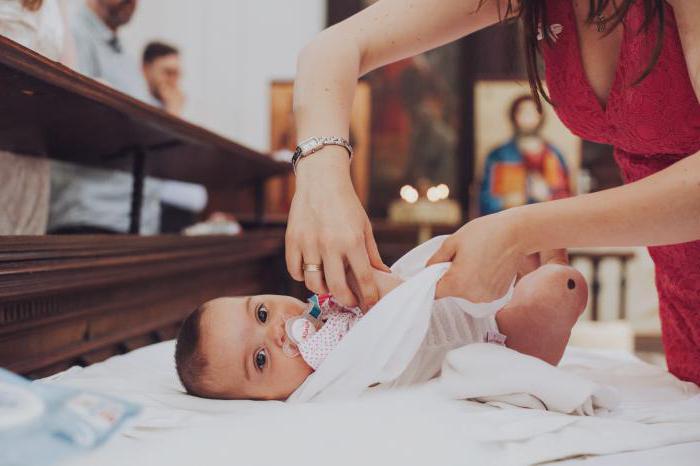 Поздравление с крещением мальчика в стихах и прозе. Что пожелать ребенку?