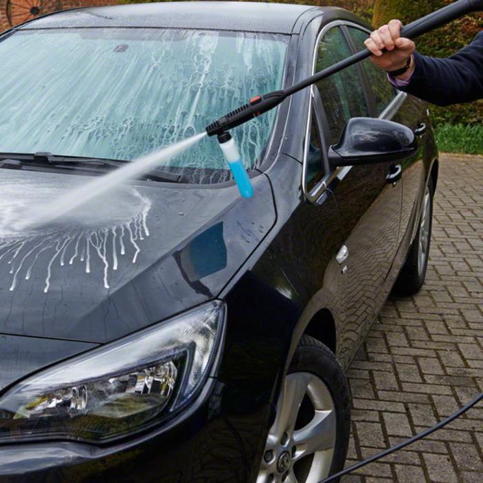 Шампунь для бесконтактной мойки автомобиля: отзывы автолюбителей