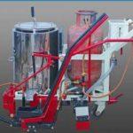 Дорожно-разметочная машина для нанесения дорожной разметки: виды и описание