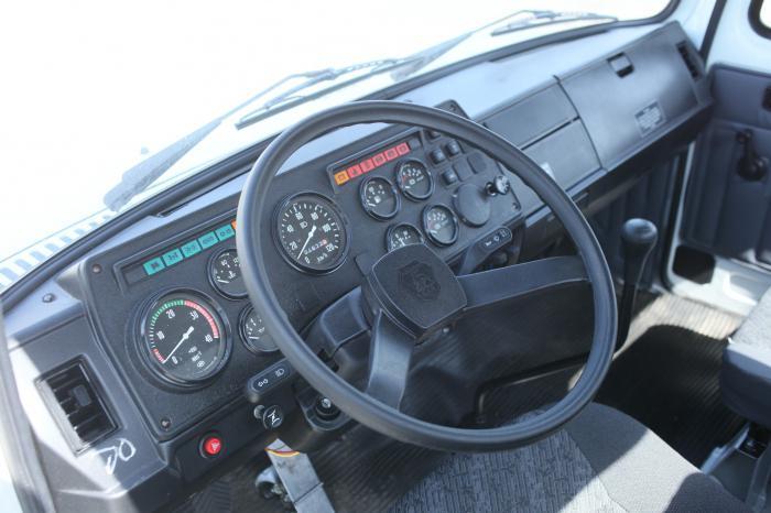 ГАЗ-3309: технические характеристики, отзывы, цены, фото