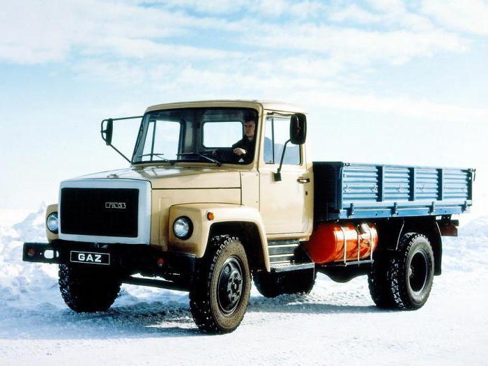 ГАЗ-3507 (САЗ): история, технические характеристики, особенности
