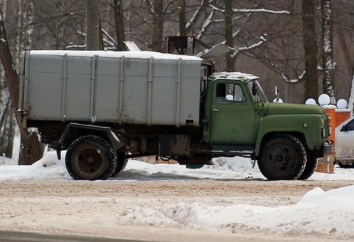 ГАЗ-52. Советской автомобильной промышленности действительно есть чем гордиться!