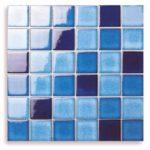 Глазурованная керамическая плитка для стен: основные виды и характеристики