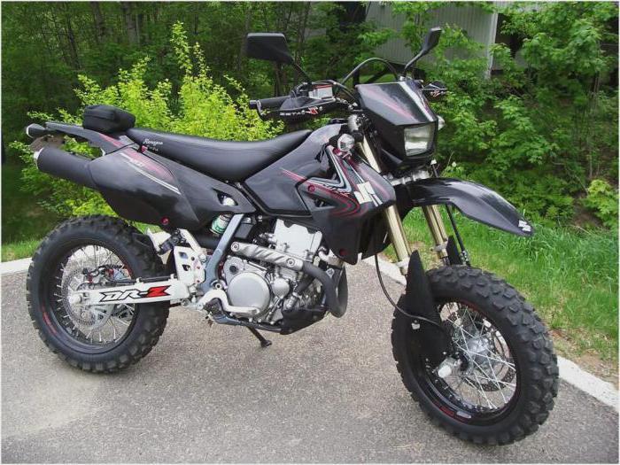 Kawasaki 250 D-Tracker: технические характеристики, фото и отзывы