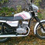 Мотоцикл Ява-640: описание