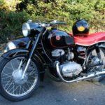 Паннония - мотоцикл венгерского производства середины прошлого века