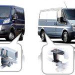 Пневмоподвеска Форд Транзит: описание, установка, отзывы