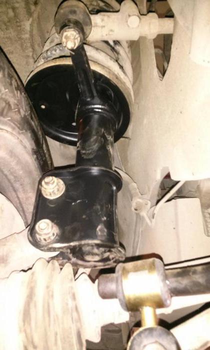 Рулевые наконечники «Калины»: как заменить самостоятельно?