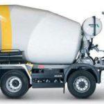 Сколько в миксере кубов бетона? Стандарт, вместимость миксеров разных автомобилей