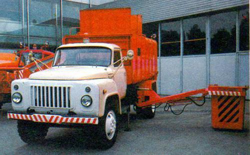 Технические характеристики автомобиля ГАЗ-53: грузоподъемность, устройство и схема