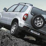 Вес Шевроле Нива, технические характеристики автомобиля, описание и отзывы