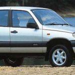 Внедорожник Chevrolet Niva (Нива Шевроле): отзывы, слабые места, технические характеристики