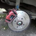 Замена тормозных дисков Калины своими руками: особенности ремонта