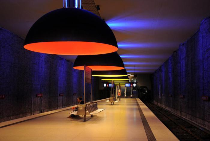 10 самых невероятных станций метро в мире