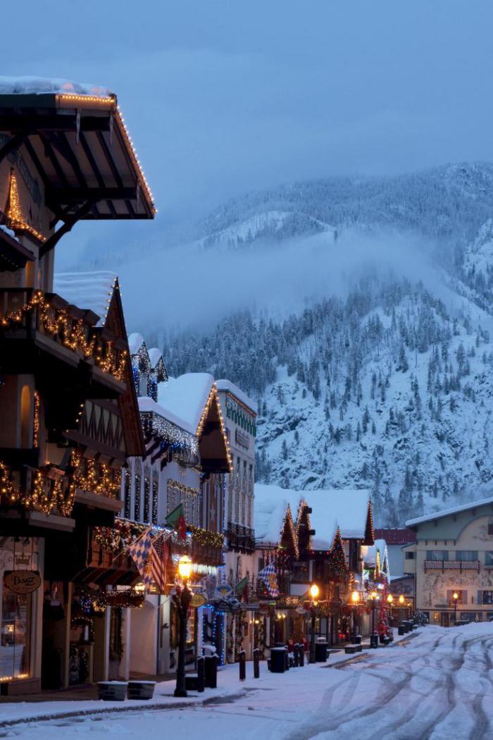 15 американских городков, которые выглядят совсем по-европейски