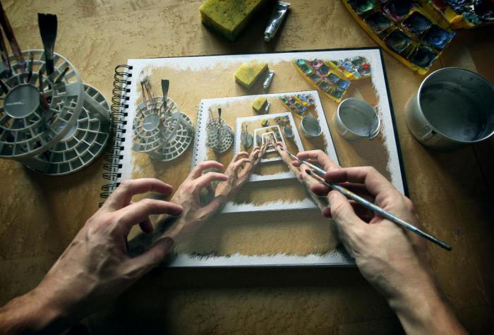 6 способов стать художником для тех, кто не имеет опыта в этом виде искусства