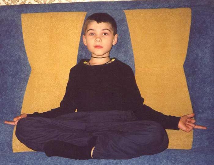 Бориска - необычный мальчик из России, который помнит свою предыдущюю жизнь на Марсе