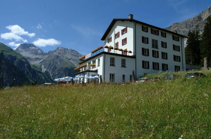 Эта швейцарская деревня настолько очаровательна, что в ней запрещено фотографировать